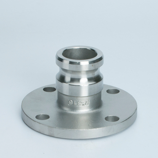 Flanged Quick Coupling