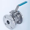 Flanged End Ball Valve